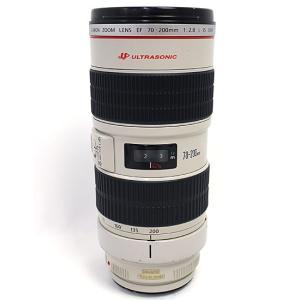 Canon★望遠ズームレンズ EF70-200mm F2.8L IS USM●訳あり