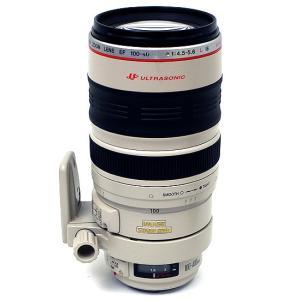 Canon☆望遠ズームレンズ EF100-400mm F4.5-5.6L IS USM●訳あり