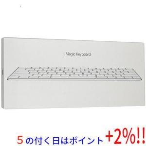 【商品名:】【キャッシュレスで5%還元】【中古】Apple Magic Keyboard (US) ...
