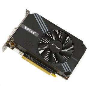 【キャッシュレスで5%還元】【中古】ZOTAC GeForce GTX 1060 6GB Singl...
