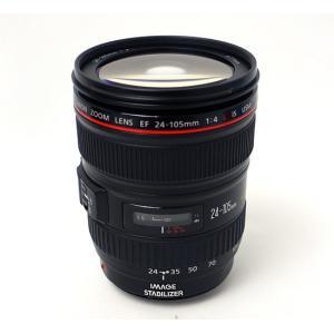Canon★ズームレンズ EF24-105mm F4L IS USM●訳あり|excellar