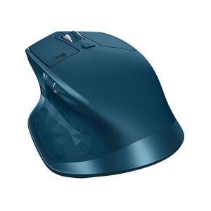 ロジクール■MX MASTER 2S Wireless Mouse MX2100sMT■ミッドナイト ティール◆未使用【ゆうパケット不可】|excellar