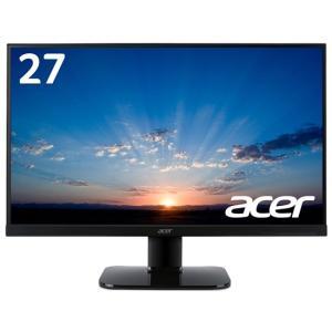 acer製■27型ワイド液晶モニター ブラック KA270HAbmidx◆未使用|excellar