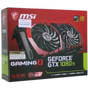 【商品名:】【中古】MSI製グラボ GTX 1080 Ti GAMING X 11G PCIExp ...
