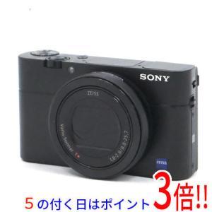 【商品名:】SONY製 Cyber-shot DSC-RX100M5 ブラック 2010万画素 / ...