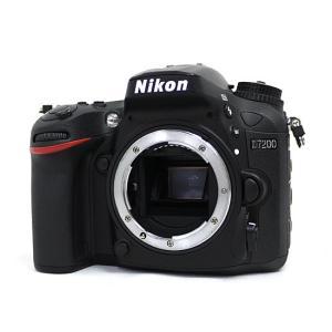 【商品名:】【中古】Nikon デジタル一眼レフ D7200 ボディ 端子カバー欠品 / 【商品状態...