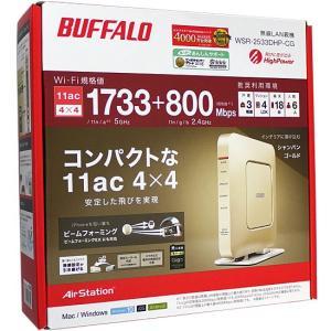 【商品名:】【中古】BUFFALO バッファロー 無線LANルータ WSR-2533DHP-CG 元...