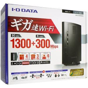 【中古】I-O DATA アイ・オー・データ製 無線LAN Gigabitルーター WN-AC1600DGR3 元箱あり excellar