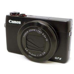 【商品名:】【中古】Canon製 PowerShot G7 X 2020万画素 本体のみ / 【商品...