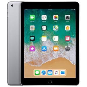 【キャッシュレスで5%還元】【中古】APPLE iPad 9.7インチ Wi-Fi+Cellularモデル 32GB MR6N2J/A Softbank スペースグレイ 美品 元箱あり|excellar