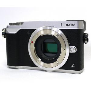 【商品名:】【中古】Panasonic LUMIX DMC-GX7MK2-S ボディ シルバー / ...