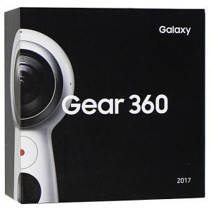 【商品名:】【キャッシュレスで5%還元】【中古】サムスン 全天球カメラ Gear 360(2017)...