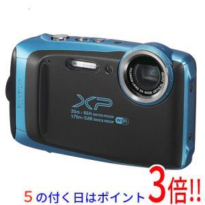 【キャッシュレスで5%還元】【中古】FUJIFILM デジタルカメラ FinePix XP130 ス...