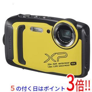 【キャッシュレスで5%還元】【中古】FUJIFILM 防水カメラ FinePix XP140 FX-...