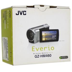 【キャッシュレスで5%還元】【中古】Victor・JVC ビデオカメラ GZ-HM460-R レッド...