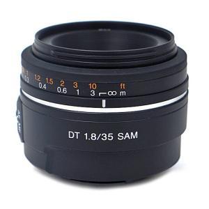 【キャッシュレスで5%還元】【中古】SONY 単焦点レンズ DT35mm F1.8 SAM SAL3...