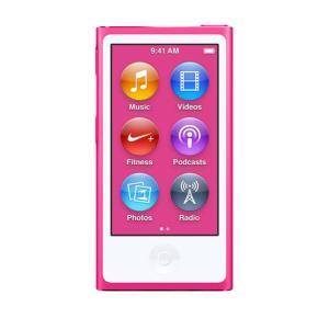 【キャッシュレスで5%還元】Apple 第7世代 iPod nano MKMV2J/A ピンク/16GB|excellar