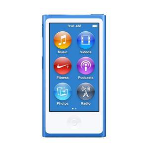 Apple■第7世代 iPod nano■MKN02J/A■ブルー/16GB■未開封