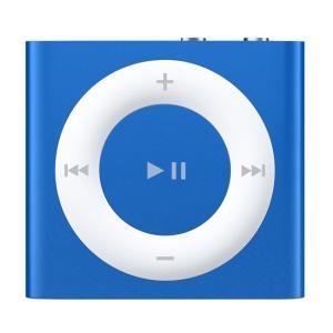 Apple 第4世代 iPod shuffle MKME2J/A ブルー/2GB