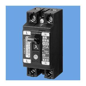 Panasonic 小型漏電ブレーカ BJS1532N|excellar