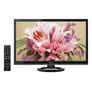 【新品(箱きず・やぶれ)】 SHARP 24型 LED液晶テレビ AQUOS LC-24K30-B|excellar