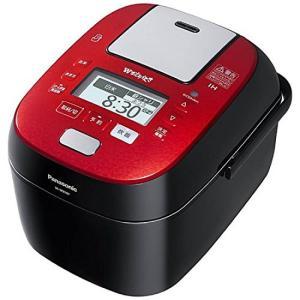 【新品訳あり(箱きず・やぶれ)】 Panasonic 圧力IHジャー炊飯器5.5合炊き SR-SPX107-RK|excellar