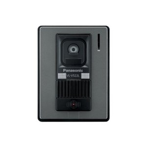 【中古】Panasonic カラーカメラ玄関子機 VL-V522L-S 本体のみ 未使用 excellar