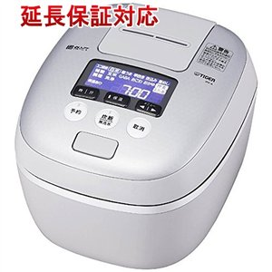 TIGER 圧力IH炊飯ジャー 炊きたて JPC-A101-WH ホワイトグレー|excellar