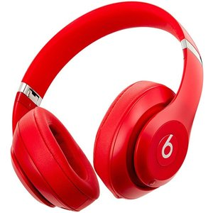 beats by dr.dre ワイヤレスヘッドホン Studio3 Wireless MQD02PA/A レッド|excellar