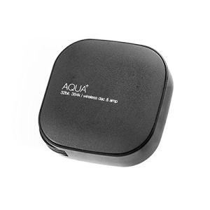 NEXUM ワイヤレスヘッドホンアンプ AQUA+ ブラック|excellar