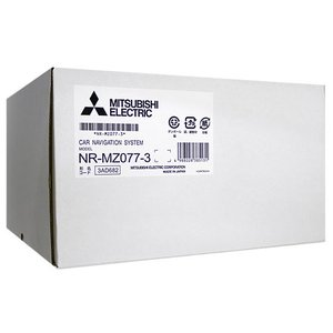 三菱電機 メモリーカーナビゲーション NR-MZ077-3 excellar