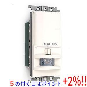 Panasonic 熱線センサ付自動スイッチ WTK1411WK excellar