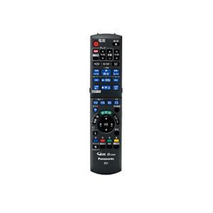 Panasonic BD/DVDレコーダー用リモコン N2QAYB000346|excellar