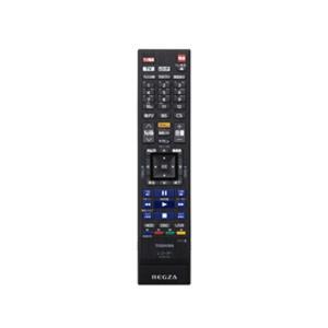 【新品(開封のみ)】 TOSHIBA製 BD/DVDレコーダー用リモコン SE-R0438(79106023)|excellar