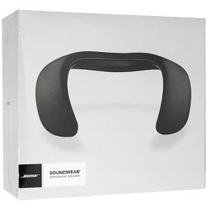 BOSE SoundWear Companion speaker ウェアラブルネックスピーカー|excellar