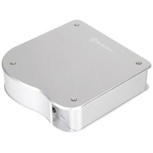 SILVERSTONE製 ハイエンドUSB DAC SST-EB01-E シルバー|excellar