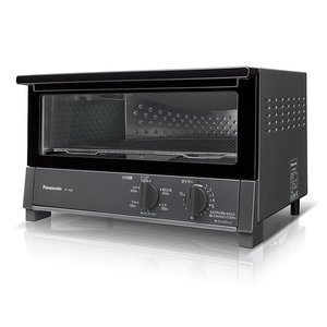 【新品訳あり(箱きず・やぶれ)】 Panasonic オーブントースター NT-T500-K|excellar
