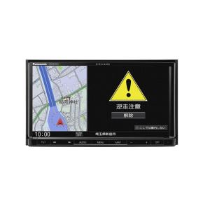 Panasonic 7V型 カーナビ ストラーダ CN-RE05D|excellar