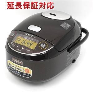 ZOJIRUSHI 圧力IH炊飯ジャー 極め炊き 5.5合炊き NP-ZG10-TD ダークブラウン|excellar