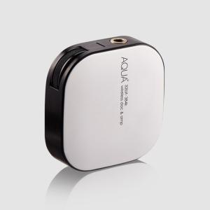 NEXUM ワイヤレスヘッドホンアンプ AQUA+ Radiant White|excellar