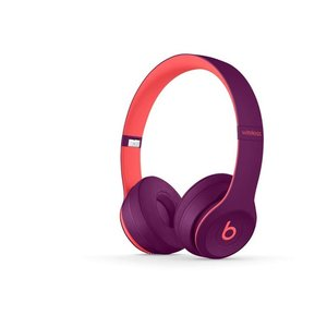 beats by dr.dre ヘッドホン Solo3 Wireless Pop Collection MRRG2PA/A Popマゼンタ|excellar
