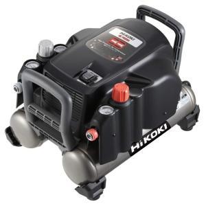 HiKOKI 釘打機用エアコンプレッサ タンク容量9L EC1433H|excellar