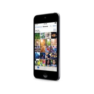 【キャッシュレスで5%還元】【新品(箱きず・やぶれ)】 Apple 第6世代 iPod touch MKH62J/A グレイ/16GB|excellar