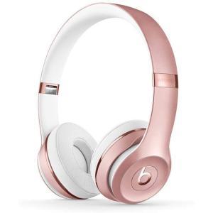 beats by dr.dre ヘッドホン Solo3 Wireless ローズゴールド MX442...