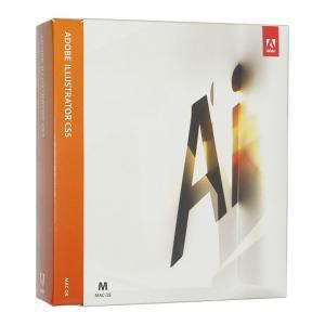 【商品名:】Adobe Illustrator CS5 製品版 日本語 Mac版 / 【商品状態:】...