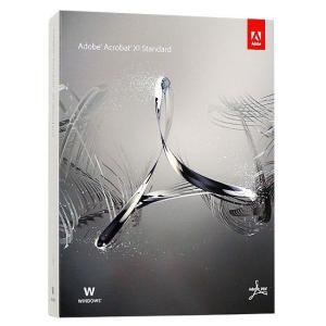 Adobe Acrobat XI Standard★製品版★日本語 Win版△未開封【訳あり】