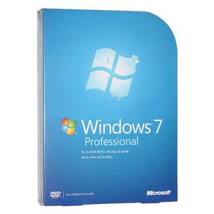 Windows 7 Professional★製品版★新品未開封