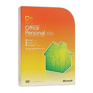 Office Personal 2010★製品版★新品未開封