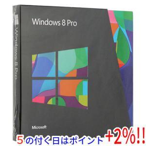 Windows 8 Pro アップグレード版★発売記念優待版★未開封