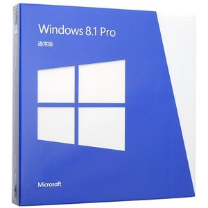 Windows 8.1 Pro 通常版★新品未開封|excellar